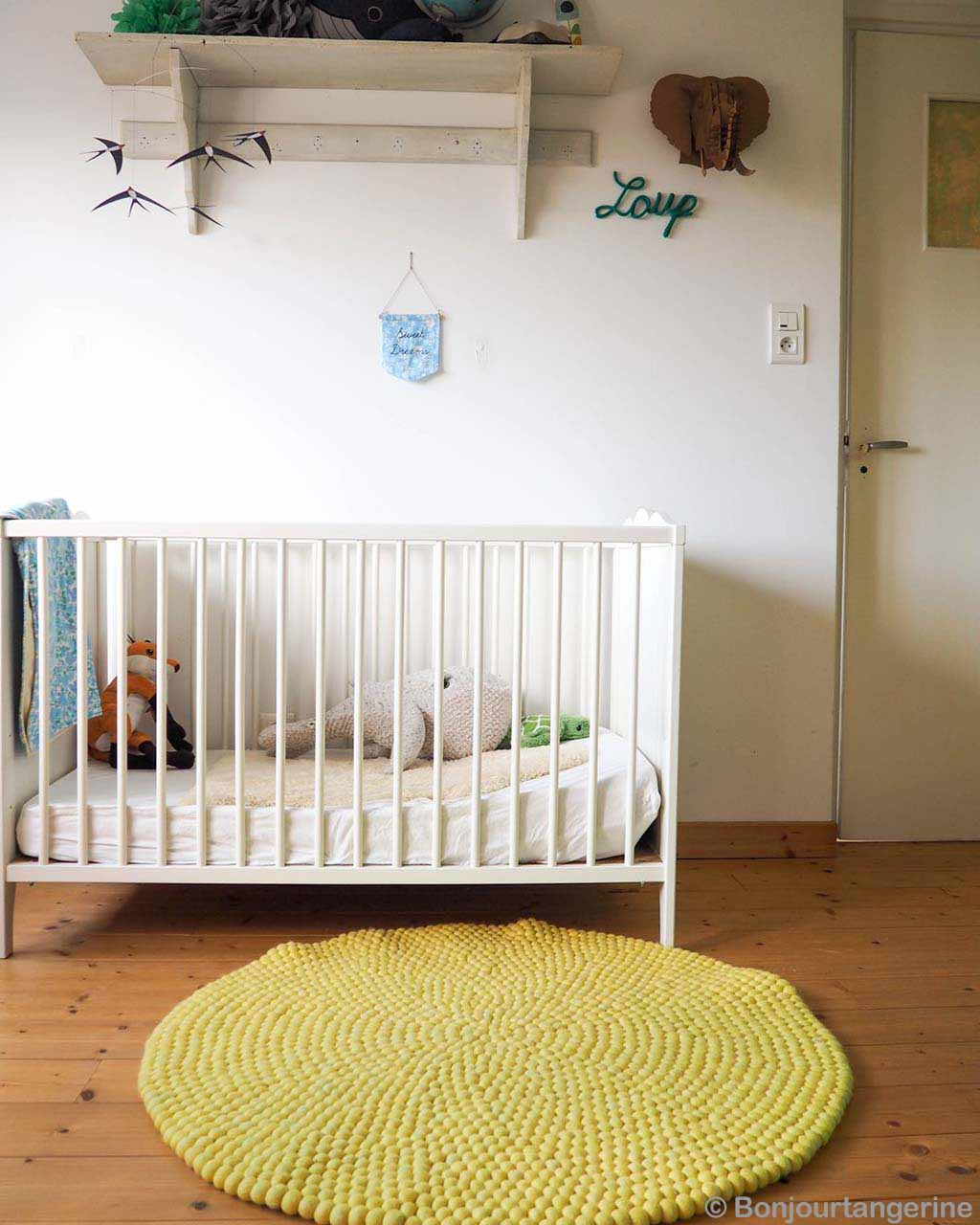 white kids bed with stuffed toys made in nepal modern accent rug